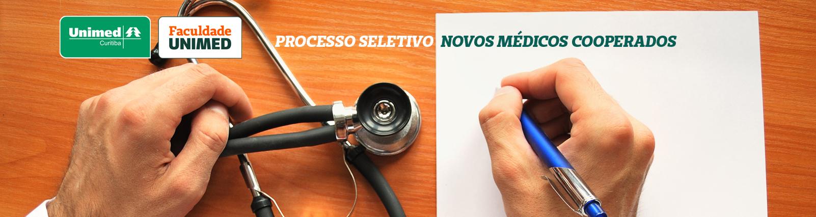 Processo Seletivo Unimed Curitiba
